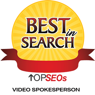 Best in Search #1 Video Spokesperson