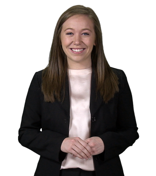 Caitlin - Video Spokesperson
