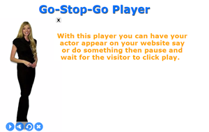 Go Stop Go Player