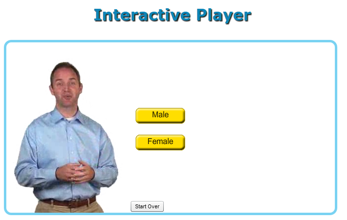 Interactive Player