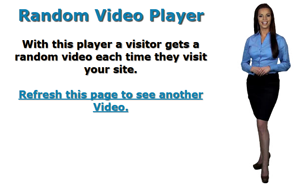 Random Video Player
