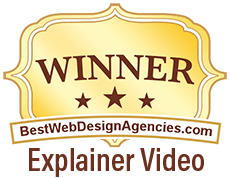 Winner Best Web Design Agencies - Explainer Video