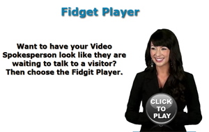 Fidget Player