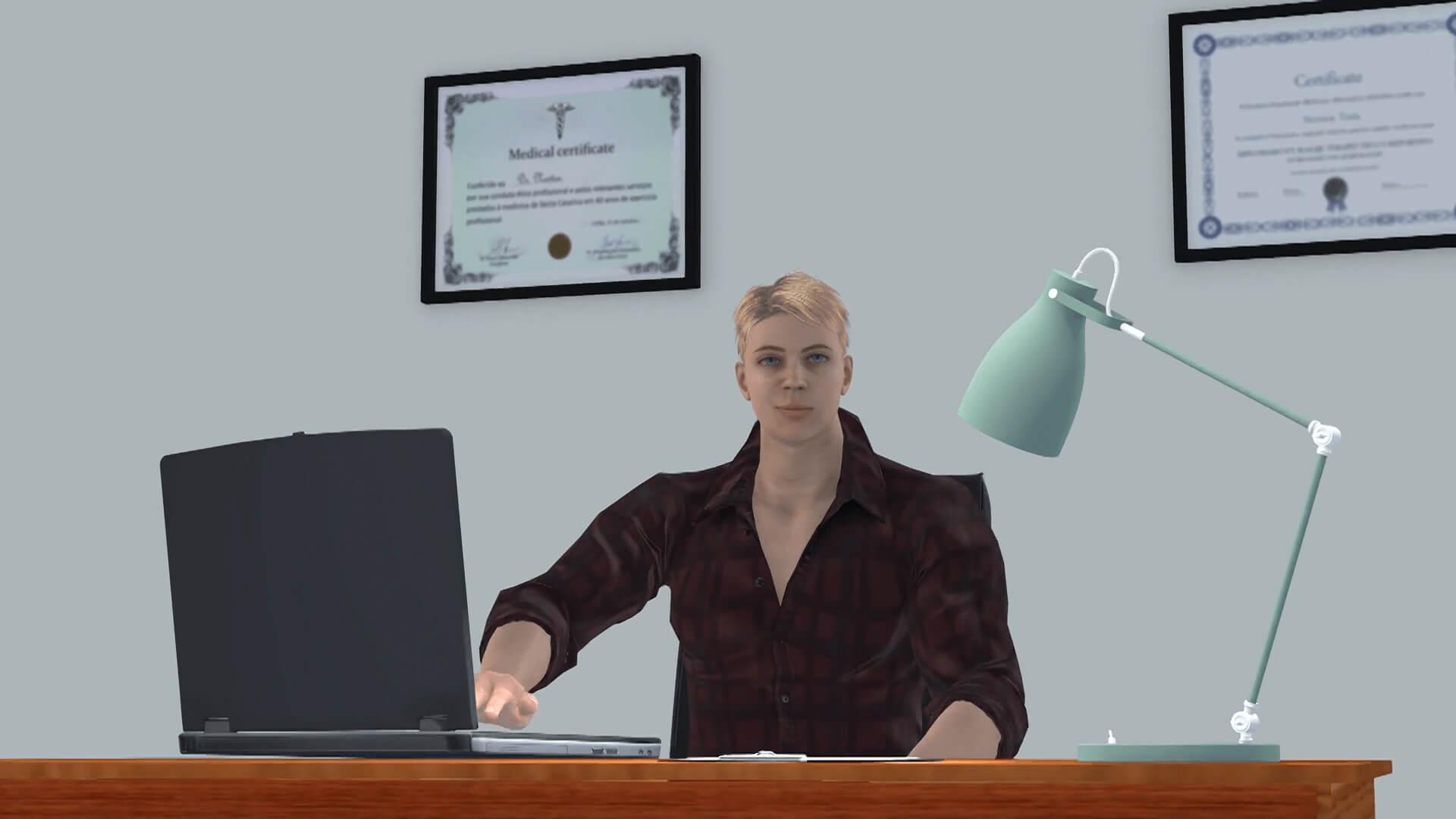 Web Video Example