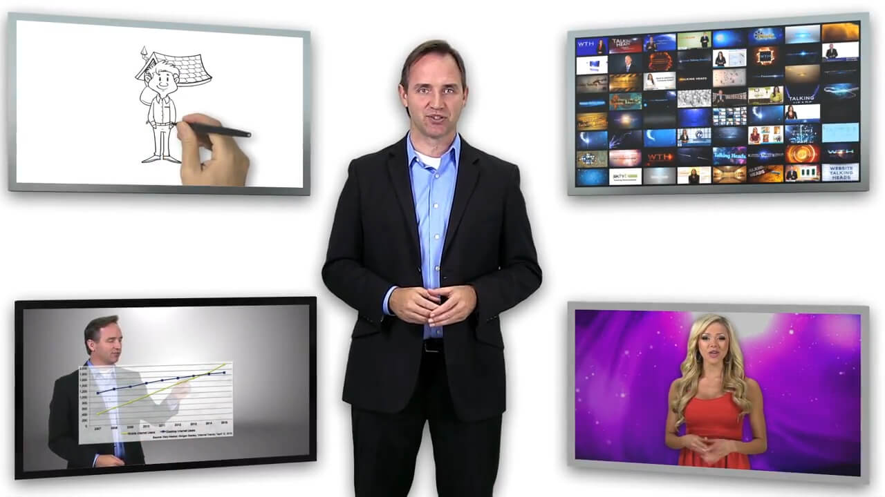 Web Video Example